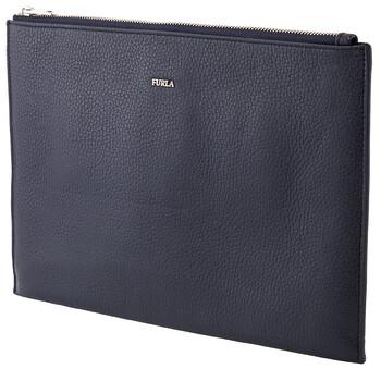 Furla màu xanh dương Nam Ulisse Ipad Envelope Case Chính hãng từ Mỹ