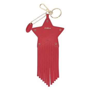 Furla Elisa Star Keyring - màu đỏ Chính hãng từ Mỹ
