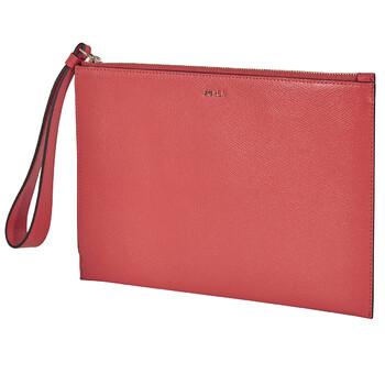 Furla Nữ Babylon Envelope Clutch Bag - Fuoco H Chính hãng từ Mỹ