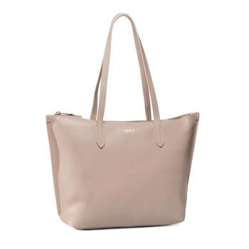 Furla Nữ size trung Tote màu hồng chính hãng đang sale giảm giá ở Hà nội TPHCM