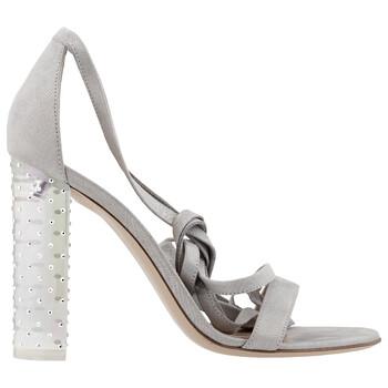 Giày Gianvito Rossi nữ 105 mm Astra Sandals chính hãng sale giá rẻ