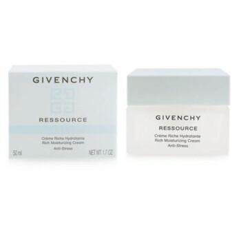 Mỹ phẩm chăm sóc da Givenchy Ressource Rich Moisturizing Cream Anti-Stress 50ml/1.7oz chính hãng từ Mỹ US UK sale giá rẻ ở tại Hà nội TPHCM