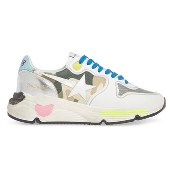 Giày Golden Goose Deluxe Brand Camouflage Running Sneakers chính hãng