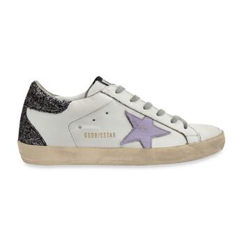 Giày Golden Goose Deluxe Brand nữ màu trắng Low Top Sneakers chính hãng