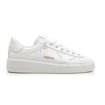 Giày Golden Goose Deluxe Brand Purestar màu trắng Sneakers chính hãng