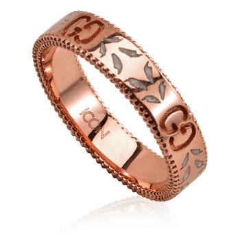 Trang sức Gucci Icon Vàng hồng 18K Nhẫn