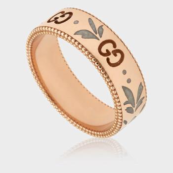 Trang sức Gucci Icon Blossom 18kt Vàng hồng Nhẫn