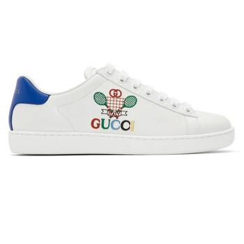 Giày Gucci nữ Gucci Tennis Ace Sneakers chính hãng sale giá rẻ