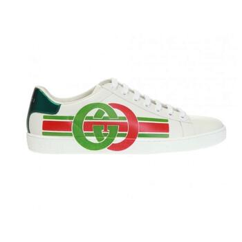 Giày Gucci nữ Interlocking G Ace Sneakers chính hãng