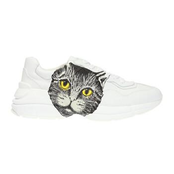 Giày Gucci nữ Mystic Cat Rhyton Sneakers chính hãng