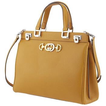 Gucci Nữ Zumi Grainy Da size trung Top Handle Bag Chính hãng từ Mỹ
