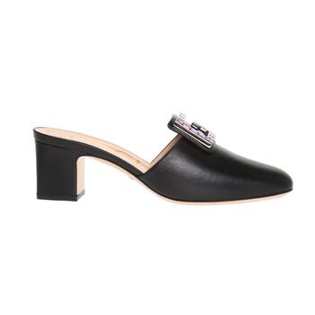 Giày Gucci Madelyn Crystal G Mules chính hãng sale giá rẻ
