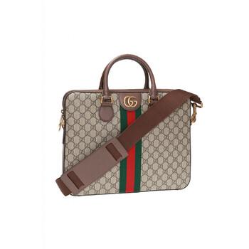 Gucci Nam Ophidia GG Briefcase chính hãng đang sale giảm giá ở Hà nội TPHCM