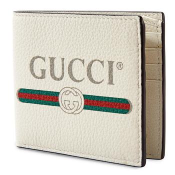 Gucci Bi - fold Ví with logo Chính hãng từ Mỹ