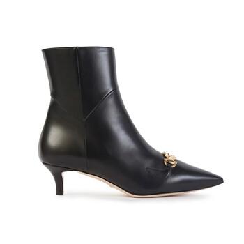 Giày Gucci Zumi Boots In Leather chính hãng