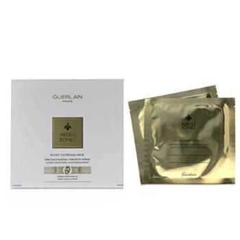 Mỹ phẩm chăm sóc da Guerlain Abeille Royale Honey Cataplasm Mask 4sheets chính hãng từ Mỹ US UK sale giá rẻ ở tại Hà nội TPHCM