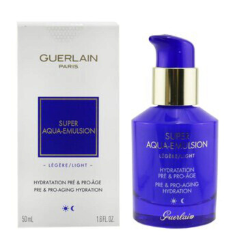 Mỹ phẩm chăm sóc da Guerlain Super Aqua Emulsion Light 50ml/1.6oz chính hãng từ Mỹ US UK sale giá rẻ ở tại Hà nội TPHCM