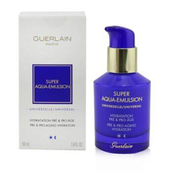 Mỹ phẩm chăm sóc da Guerlain Super Aqua Emulsion Universal 50ml/1.6oz chính hãng từ Mỹ US UK sale giá rẻ ở tại Hà nội TPHCM