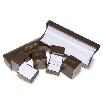 Trang sức Haus Of Brilliance 10kt Vàng trắng 1ct TDW Round và Baguette cut Kim cương Channel Nhẫn (H-I