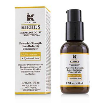 Mỹ phẩm chăm sóc da Kiehl'S Dermatologist Solutions Powerful-Strength Line-Reducing Concentrate 1.7 oz chính hãng từ Mỹ US UK sale giá rẻ ở tại Hà nội TPHCM