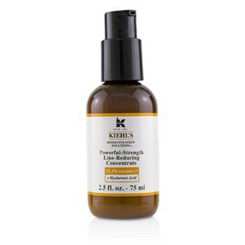 Mỹ phẩm chăm sóc da Kiehl'S Dermatologist Solutions Powerful-Strength Line-Reducing Concentrate 2.5 oz/75ml chính hãng từ Mỹ US UK sale giá rẻ ở tại Hà nội TPHCM