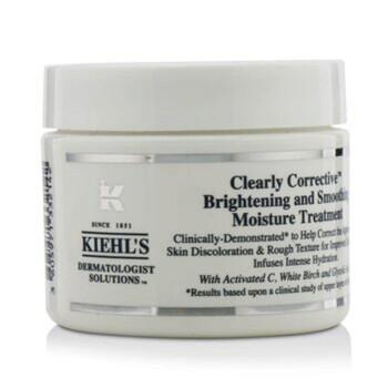 Mỹ phẩm chăm sóc da Kiehl'S Clearly Corrective Brightening & Smoothing Moisture Treatment 50ml/1.7oz chính hãng từ Mỹ US UK sale giá rẻ ở tại Hà nội TPHCM