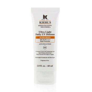 Mỹ phẩm chăm sóc da Kiehl'S Ultra Light Daily UV Defense SPF 50 PA +++ 60ml/2oz chính hãng từ Mỹ US UK sale giá rẻ ở tại Hà nội TPHCM
