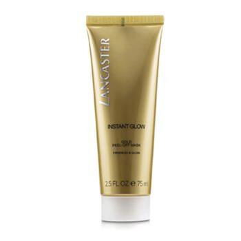 Mỹ phẩm chăm sóc da Lancaster Instant Glow Peel-Off Mask (Gold) Firmness & Glow 75ml/2.5oz chính hãng từ Mỹ US UK sale giá rẻ ở tại Hà nội TPHCM