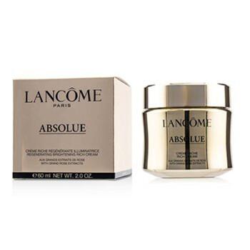 Mỹ phẩm chăm sóc da Lancome Absolue Creme Riche Regenerating Brightening Rich Cream 60ml/2oz chính hãng từ Mỹ US UK sale giá rẻ ở tại Hà nội TPHCM