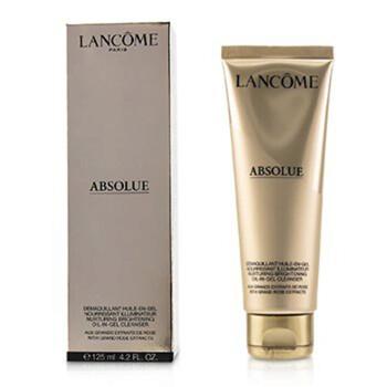 Mỹ phẩm chăm sóc da Lancome Absolue Nurturing Brightening Oil-in-gel Cleanser 125ml/4.2oz chính hãng từ Mỹ US UK sale giá rẻ ở tại Hà nội TPHCM