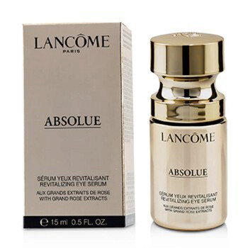 Mỹ phẩm chăm sóc da Lancome Absolue Revitalizing Eye Serum 15ml/0.5oz chính hãng từ Mỹ US UK sale giá rẻ ở tại Hà nội TPHCM