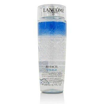 Mỹ phẩm chăm sóc da Lancome Bi Facil Visage Bi-Phased Micellar Water Face Makeup Remover & Cleanser 200ml/6.7oz chính hãng từ Mỹ US UK sale giá rẻ ở tại Hà nội TPHCM