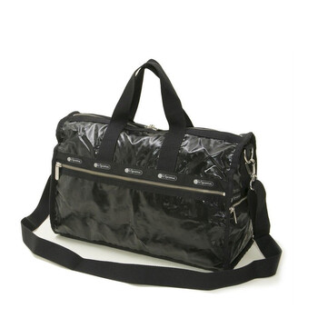le sportsac black medium weekender bag 7184 h029