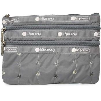 Le Sportsac Desert Vine Print 3 - zip túi đựng mỹ phẩm Chính hãng từ Mỹ