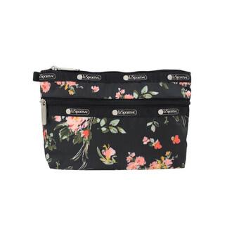 Le Sportsac Garden Rose Nữ Cosmetic Clutch Chính hãng từ Mỹ