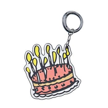 Le Sportsac Gateau Charm Birthday Cake Chính hãng từ Mỹ