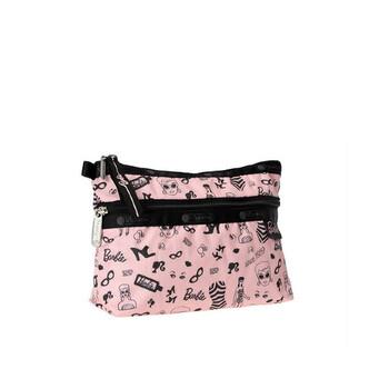 Le Sportsac Nữ Barbie Cosmetic Clutch Bag chính hãng đang sale giảm giá ở Hà nội TPHCM