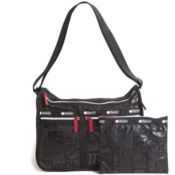 Le Sportsac Nữ Coca - cola Print Deluxe Everyday Túi đeo vai Chính hãng từ Mỹ