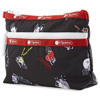 Le Sportsac Nữ đa màu sắc Cosmetic Clutch Bag Chính hãng từ Mỹ