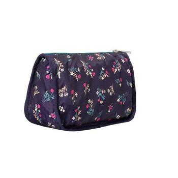 Le Sportsac Nữ Yucca Purple Bouquet Travel túi đựng mỹ phẩm Chính hãng từ Mỹ