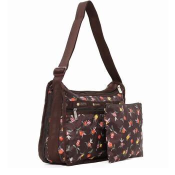 Le Sportsac Nữ Zinnia Fields Deluxe Everyday Bag Chính hãng từ Mỹ