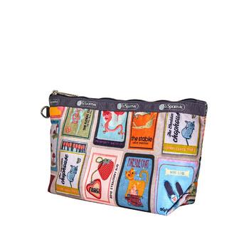 Le Sportsac đa màu sắc Perfect Match Print Sloan túi đựng mỹ phẩm Chính hãng từ Mỹ