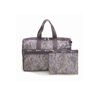 Le Sportsac Paisley Swirl size trung Weekender Bag chính hãng đang sale giảm giá ở Hà nội TPHCM