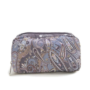 le sportsac paisley swirl rectangular cosmetic case 6511 f477