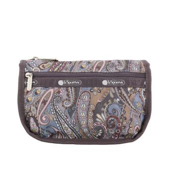 Le Sportsac Paisley Swirl Travel túi đựng mỹ phẩm Chính hãng từ Mỹ