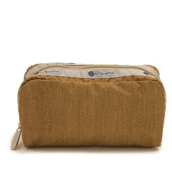 Le Sportsac hình chữ nhật túi đựng mỹ phẩm chính hãng đang sale giảm giá ở Hà nội TPHCM
