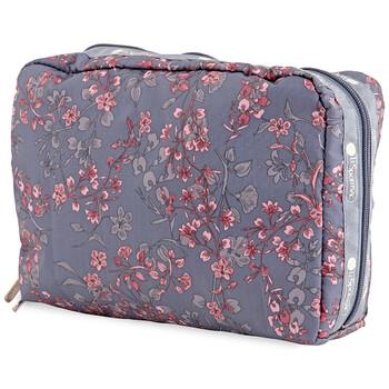 Le Sportsac hình chữ nhật túi đựng mỹ phẩm Laelia Dusk Chính hãng từ Mỹ