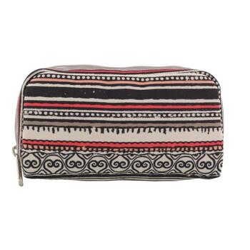 Le Sportsac Sea Stripe đa màu sắc hình chữ nhật túi đựng mỹ phẩm Chính hãng từ Mỹ