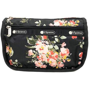 Le Sportsac Nữ Travel Cosmetic Garden Rose Pouch chính hãng đang sale giảm giá ở Hà nội TPHCM