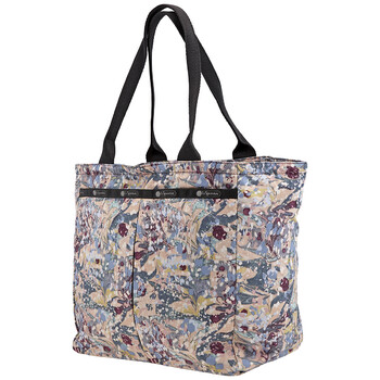 lesportsac ladies galaxy swirl everygirl tote bag 7891 e133